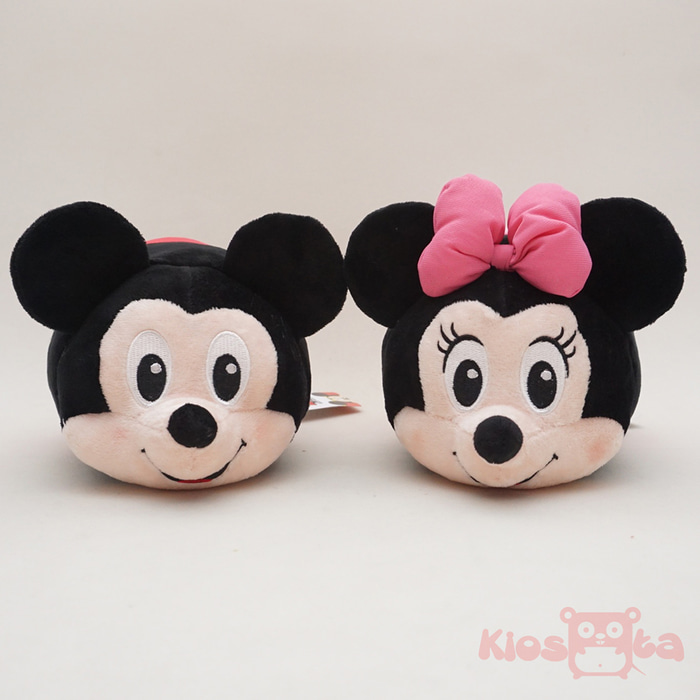 boneka couple tsum tsum minnie dan mickey mouse original disney