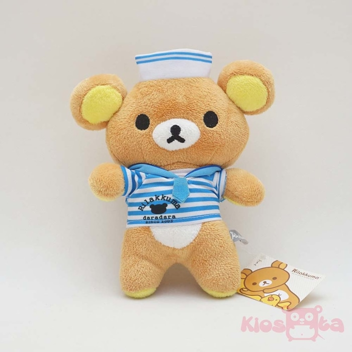 boneka rilakkuma sailor original S