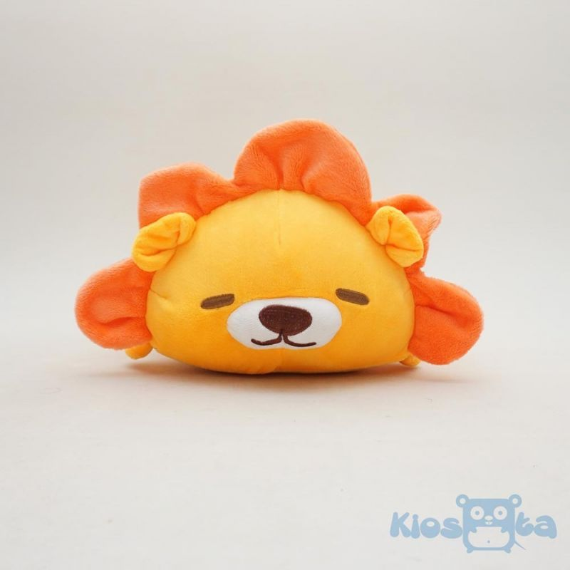 Boneka tsum tsum singa orange