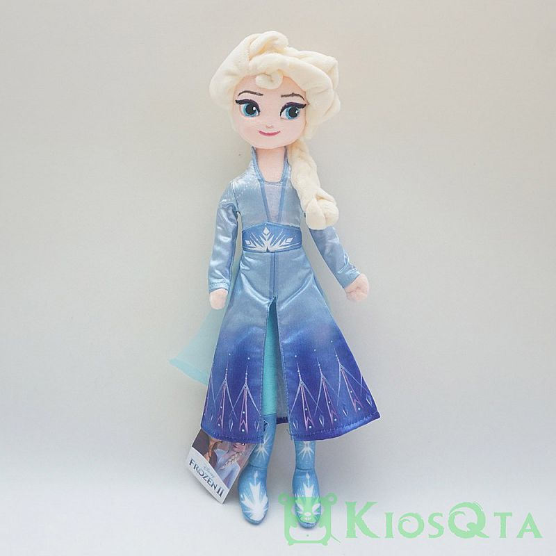 Boneka elsa frozen II disney princess original