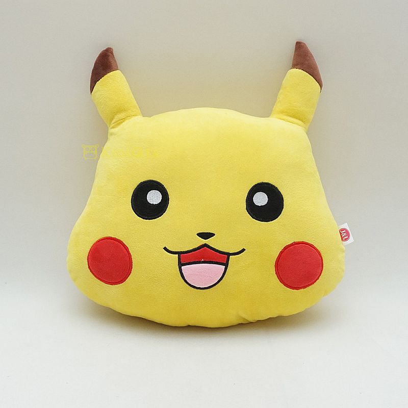 bantal kepala pokemon pikachu medium DES
