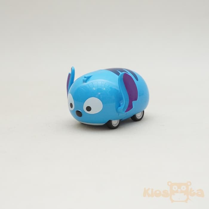 diecast mobil tsum tsum stitch pull and go