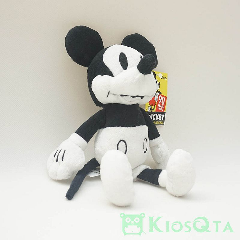 boneka mickey mouse classic Steamboat Willie version original disney