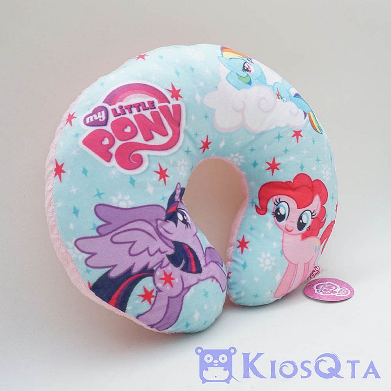 bantal leher my little pony original hasbro A