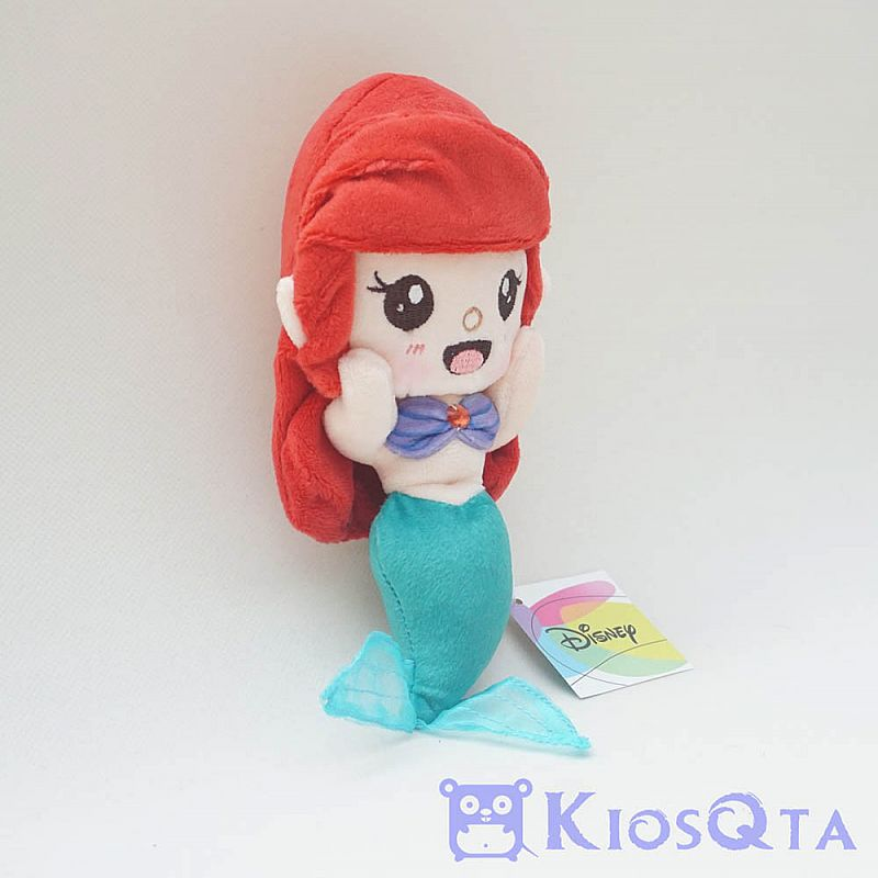 boneka princess ariel mermaid chibi original disney JAN